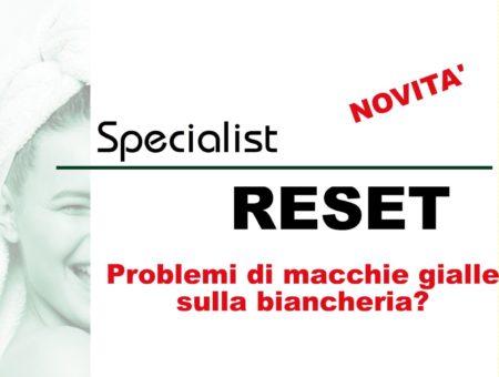 Specialist Reset